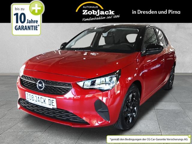 Opel Corsa F Edition 1.2T 8-fach bereift LED Kamera, Jahr 2020, Benzin