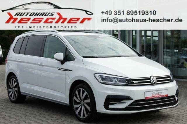 Volkswagen Touran 2,0 TDI Highline *LED*R-LINE*STANDHZG*, Jahr 2016, Diesel