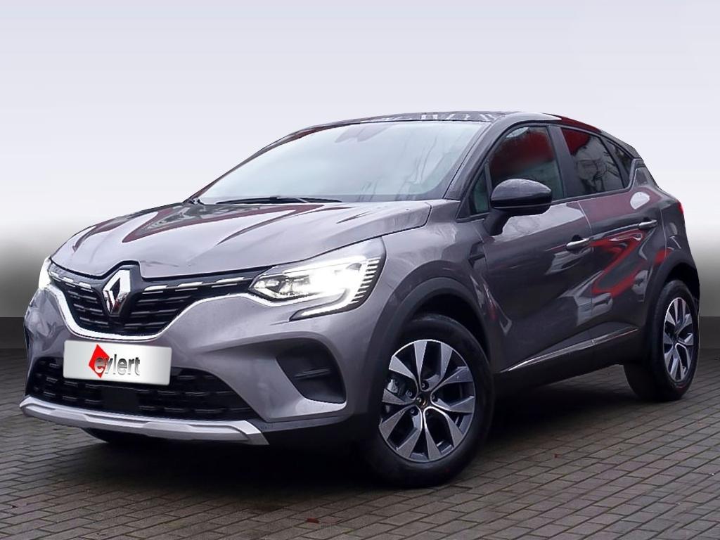 Renault Captur EXPERIENCE TCe 130 GPF NAVI SHZ PDC KLIMA, Jahr 2020, Benzin