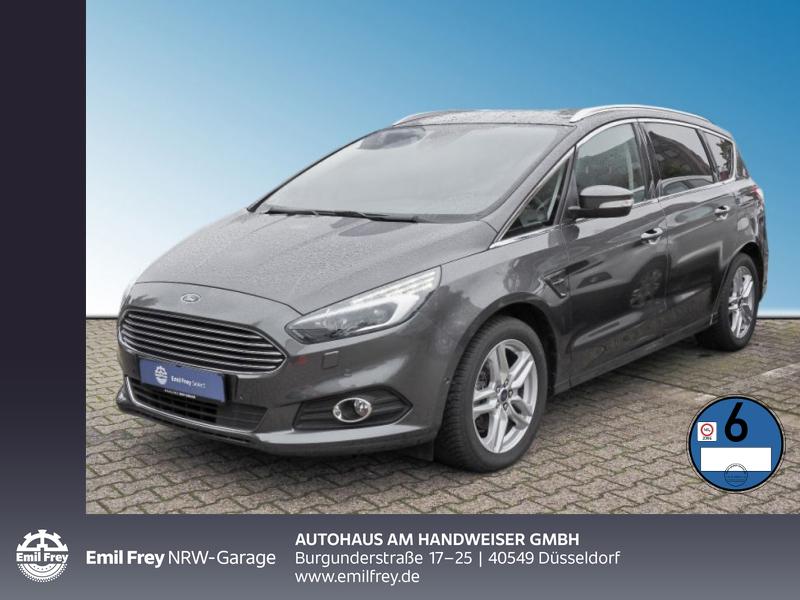 Ford S-Max Titanium 2.0 EcoBlue 7-SITZER, Jahr 2019, Diesel