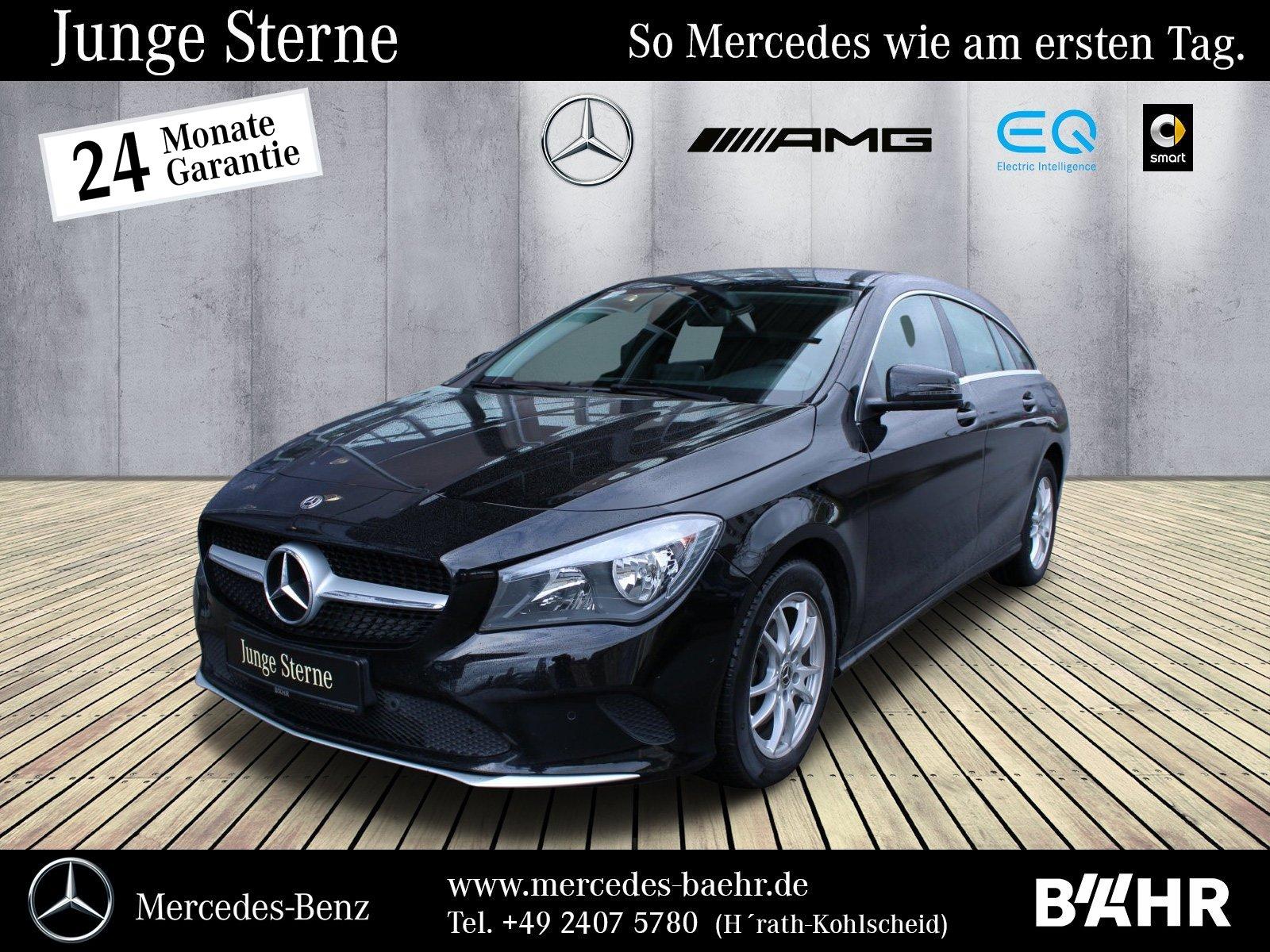 """Mercedes-Benz CLA 180 d SB Navi/Park-Pilot/SHZ/Tempomat/LMR16"""", Jahr 2017, diesel"""