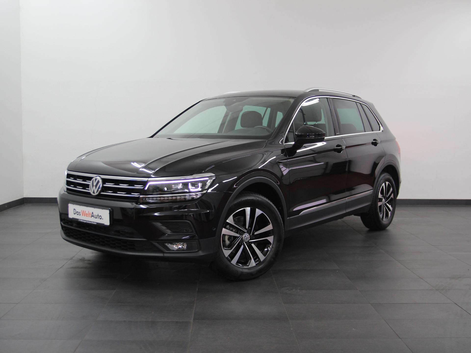 Volkswagen Tiguan IQ.DRIVE TSI NAV LED AHK STH HUD AB 0,99%, Jahr 2019, Benzin
