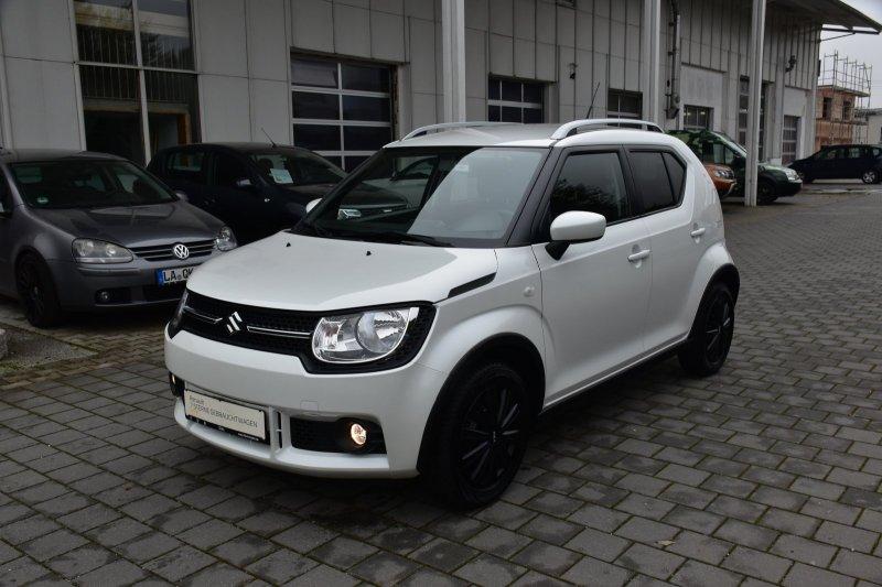 Suzuki Ignis 1.2 DUALJET Allgrip Comfort ALLRAD 1 Hand, Jahr 2018, Benzin
