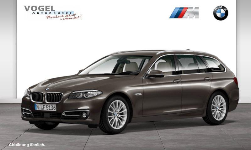 BMW 520d Touring Luxury Line Euro 6 Navi Prof Head-Up Display PDC Driving Assistant Plus Klima Sitzheizung Speed Limit Info Standheizung, Jahr 2015, Diesel