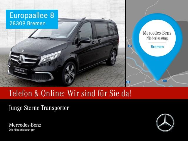 Mercedes-Benz V 250 d AVANTGARDE EDITION Kompakt Distronic RFK, Jahr 2020, Diesel