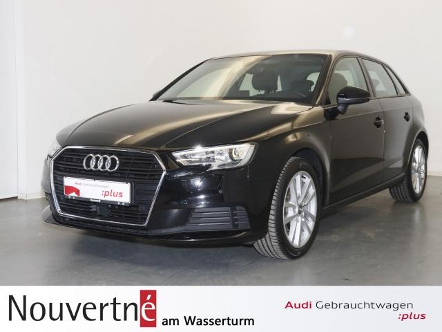 Audi A3 Sportback 2.0 TDI NaviPlus ACC Rückfahrkam., Jahr 2018, Diesel