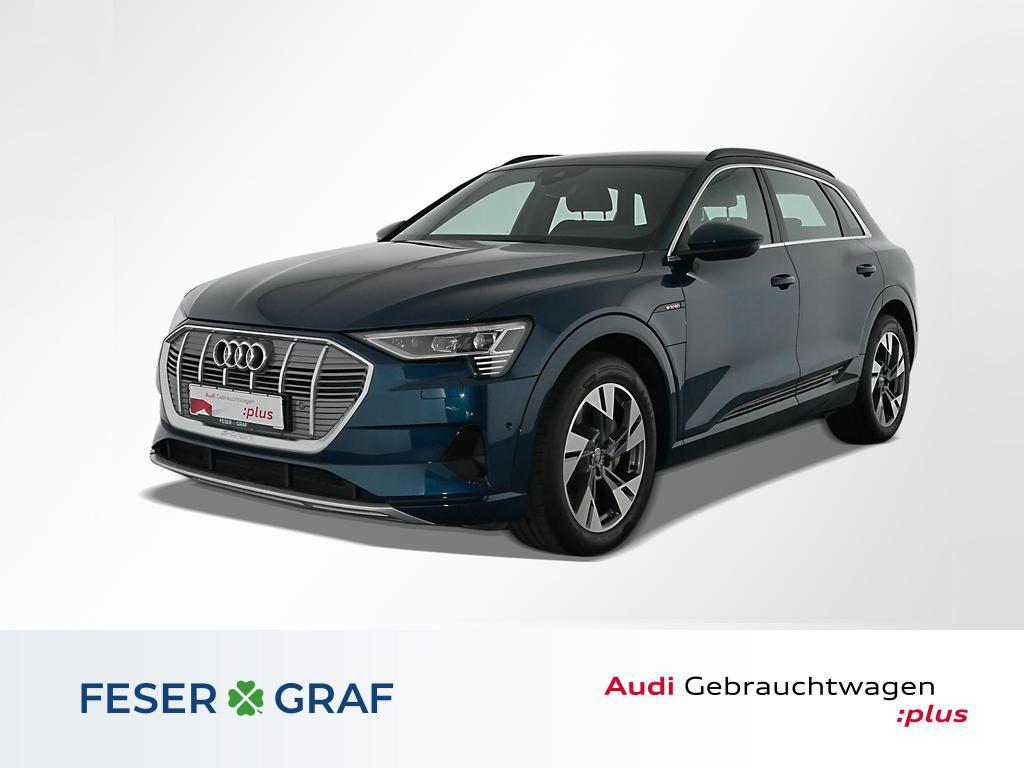 Audi e-tron 55 qu Leder,Kamera,B&O,Navi,LED, Jahr 2019, Elektro