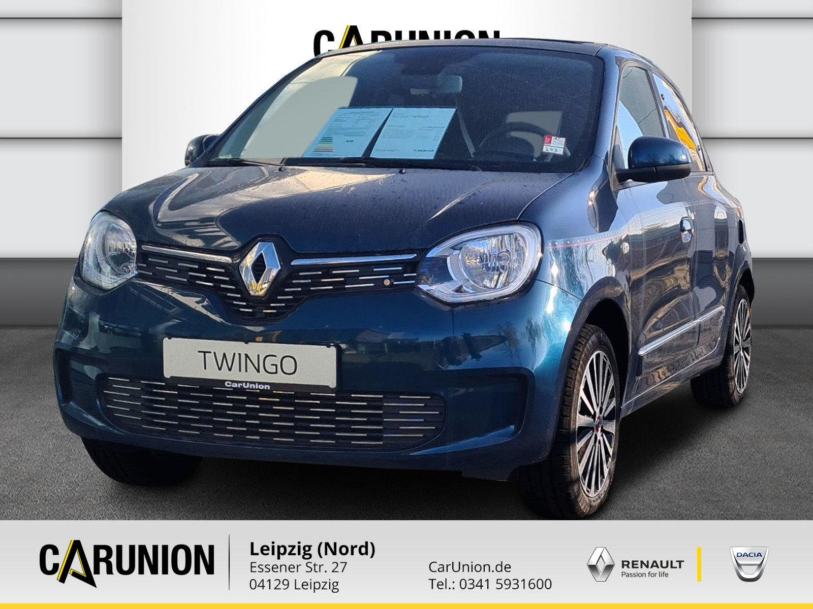 Renault Twingo SIGNATURE TCe 75 PDC,Klimaauto., Jahr 2020, Benzin