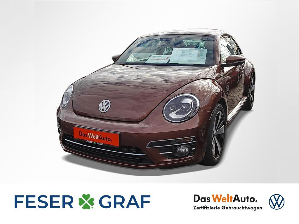 Volkswagen New Beetle Allstar 1.2 TSI DSG Navi Xenon GRA, Jahr 2017, Benzin