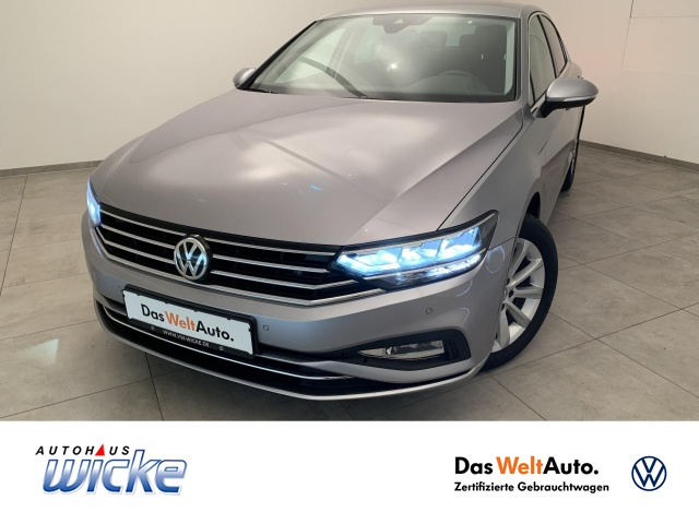 Volkswagen Passat 1.5 TSI DSG Business Navi Klima ACC, Jahr 2020, Benzin