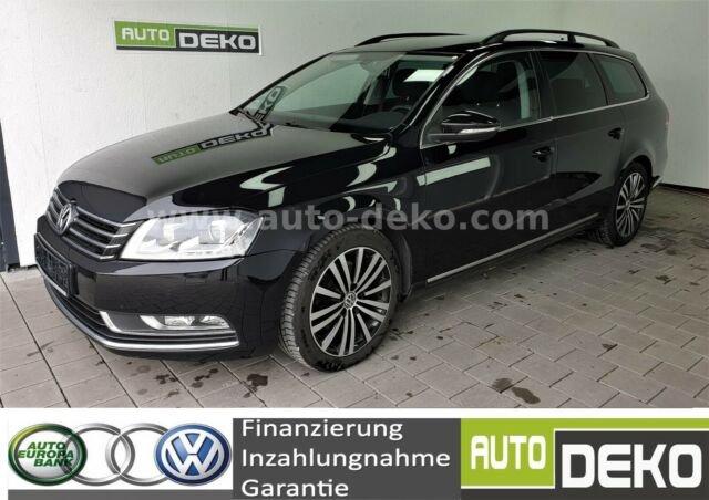 Volkswagen Passat Var 2.0 TDI DSG Navi+/Xenon/PDC/Sitzh/17, Jahr 2012, diesel