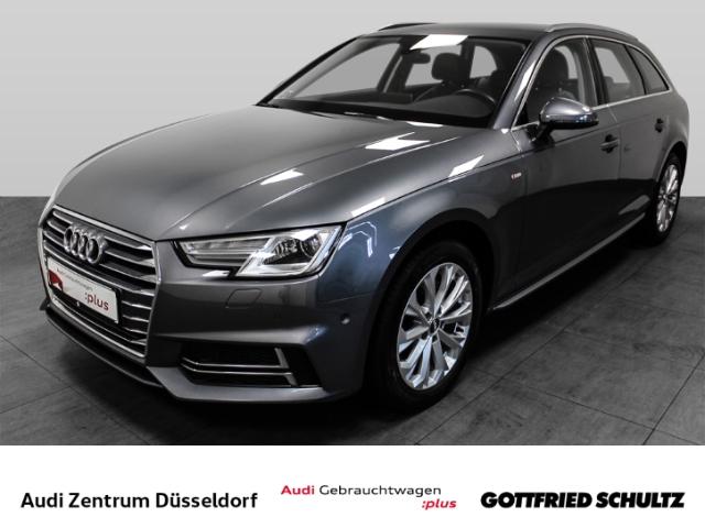 Audi A4 Avant 2.0 TDI 110(150) kW(PS) S line, Jahr 2017, Diesel