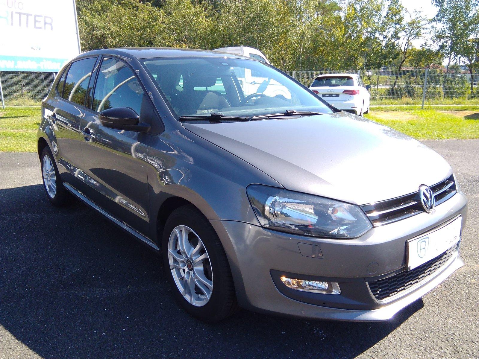 Volkswagen Polo V 1.2 Match |SHZ|KLIMA|CD|, Jahr 2012, Benzin