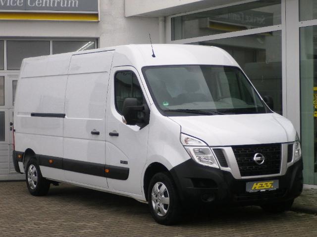 Nissan NV400 KAWA 35 L3H2 COM 130 FWD AHK, Jahr 2019, Diesel