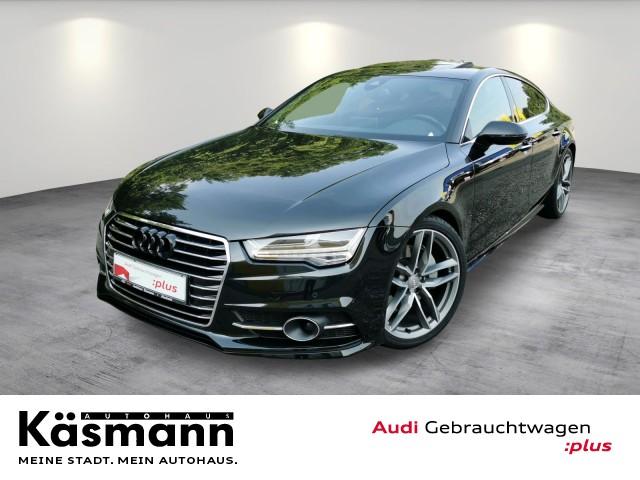 Audi A7 Sportback 3.0TDI S line Navi Luftf Matrix ACC, Jahr 2015, Diesel