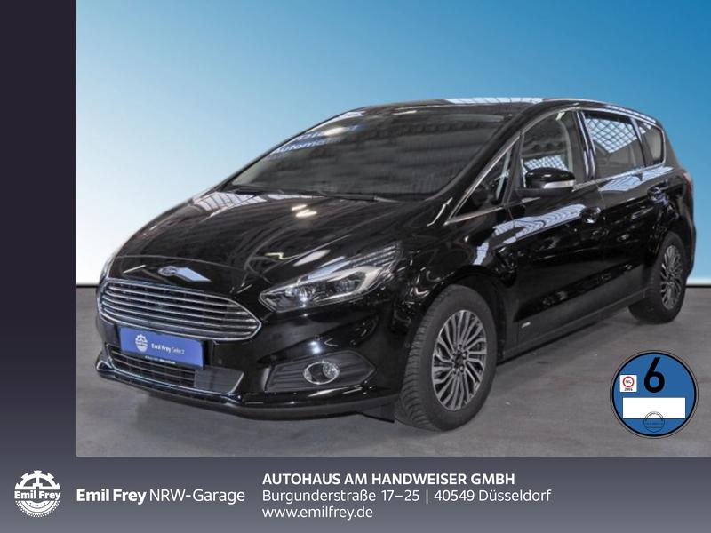 Ford S-Max Titanium 2.0 EcoBlue Allrad Automatik, Jahr 2019, Diesel