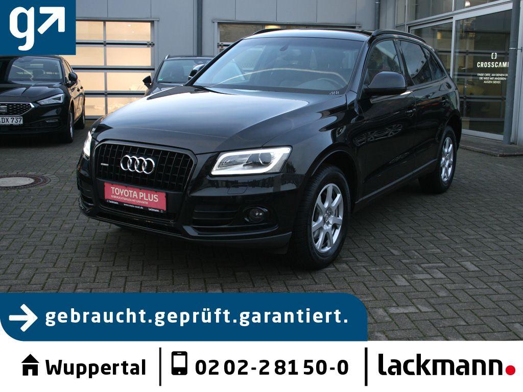 Audi Q5 2.0 TFSI quattro *MMI*B&O*Xenon*Standheizung*, Jahr 2014, Benzin