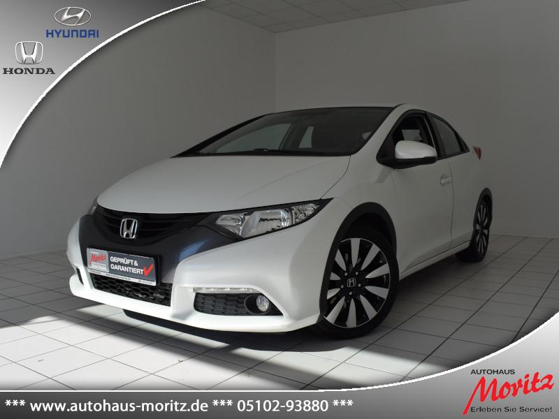 Honda Civic 1.4 Sport *TEMPOMAT*REGENSENSOR*, Jahr 2013, Benzin