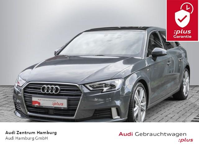 Audi A3 Sportback 1,0 TFSI sport S tronic S LINE NAVI PANO, Jahr 2018, Benzin
