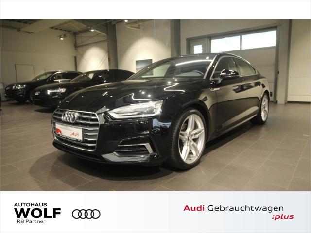 Audi A5 Sportback 2.0 TFSI Sport S-line Navi Xenon, Jahr 2017, Benzin