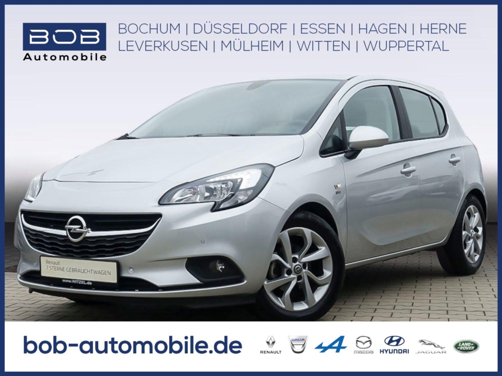 Opel Corsa 1.4 120 Jahre Edition KAMERA PDC KLIMA, Jahr 2019, Benzin