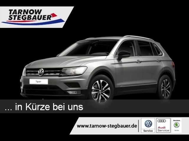 Volkswagen Tiguan 1.5 TSI DSG IQ.DRIVE NAVI LED PDC 5J Gara, Jahr 2019, Benzin