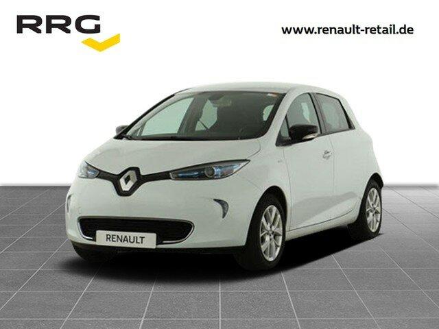 Renault Zoe Life Z.E. 40 zzgl. Batteriemiete 0,99% Finan, Jahr 2019, Elektro
