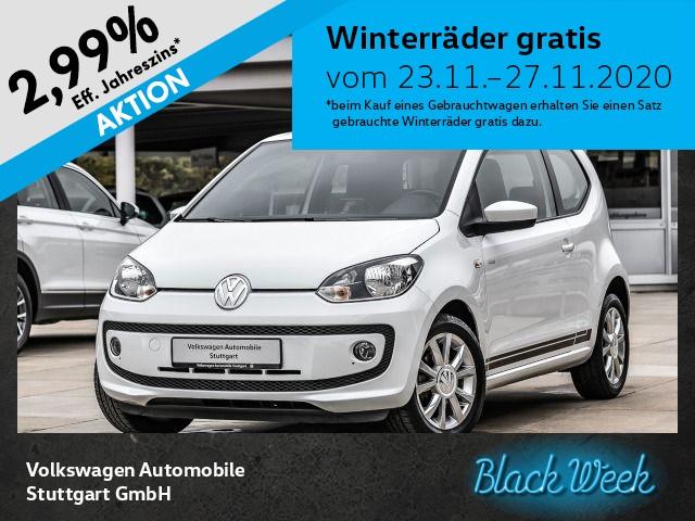 Volkswagen up! 1.0 club up! Navi Klima SHZ, Jahr 2016, Benzin