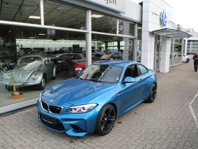 BMW M2 Coupe DKG M Drivers Package, Jahr 2018, Benzin