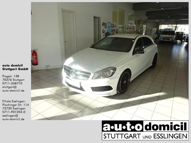 Mercedes-Benz A 180 AMG Sport/-Line BlueEfficiency, Jahr 2013, Benzin