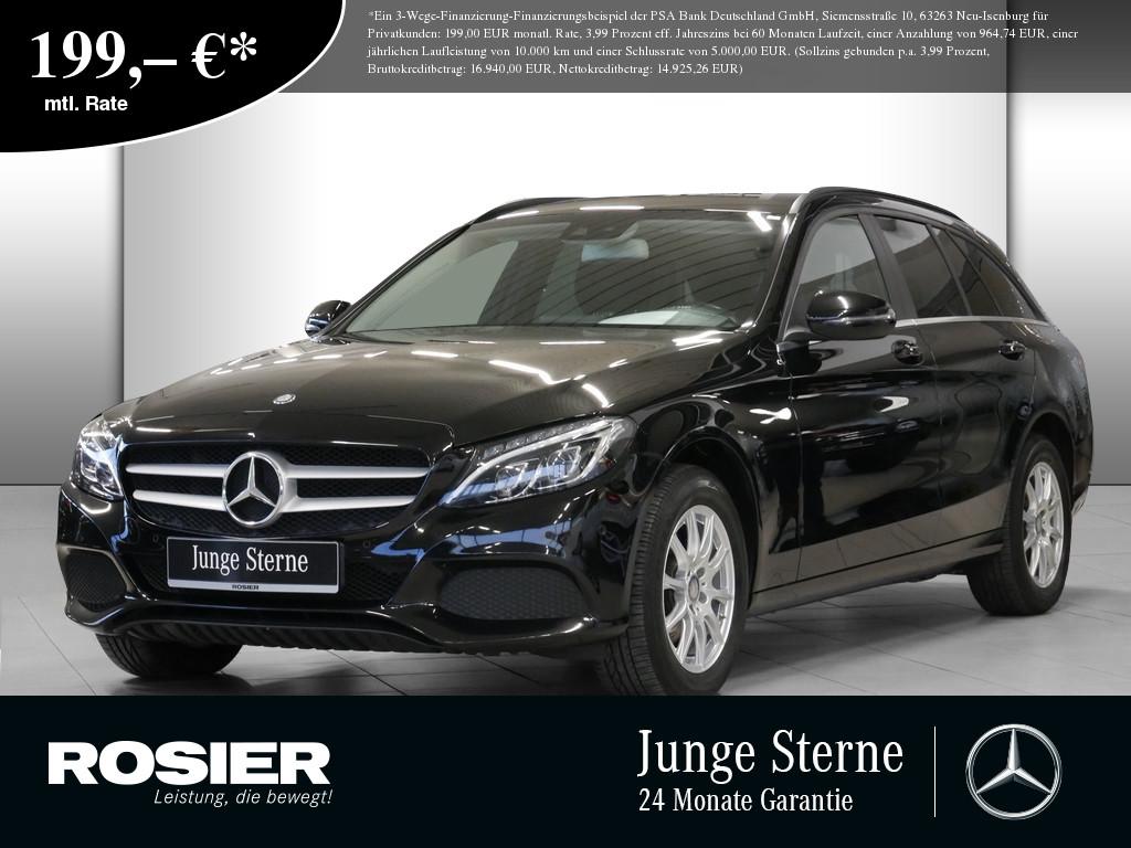 Mercedes-Benz C 220 d T, Jahr 2016, Diesel