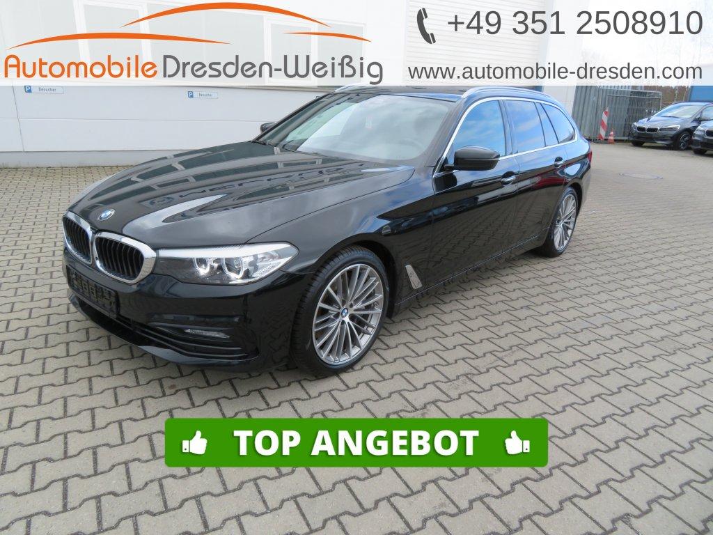 BMW 540 d Touring xDrive Sport Line*Navi*Leder*Pano*, Jahr 2017, Diesel