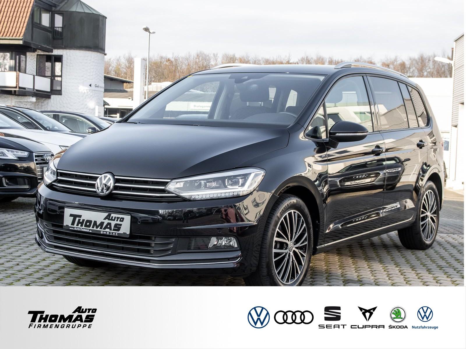 "Volkswagen Touran ""Join"" 2.0 TDI DSG LED+NAVI+STDHZG+ACC, Jahr 2019, diesel"