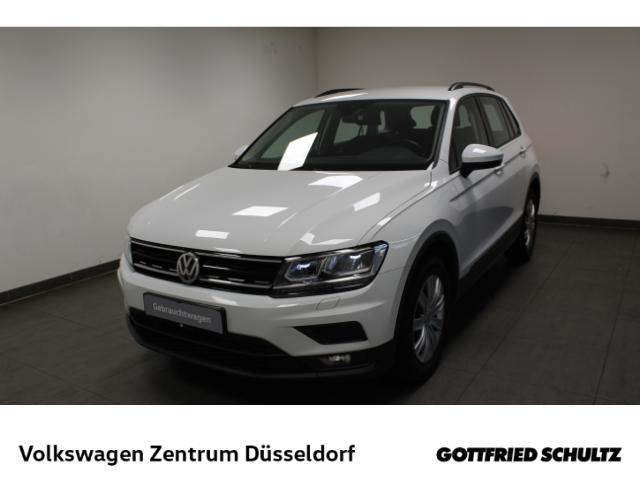 Volkswagen Tiguan 2.0 TDI DSG *LED*Navi*GRA*SHZ*VZE*, Jahr 2018, Diesel