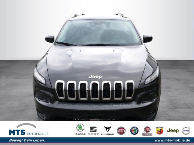 Jeep Cherokee LONGITUDE 2.0 Diesel 2WD MT 140 PS Parksensoren, Klimaautomatik, Jahr 2015, Diesel