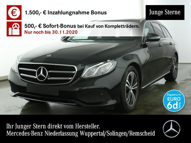 Mercedes-Benz E 300 d T Avantgarde LED Kamera Totwinkel PTS 9G, Jahr 2019, Diesel