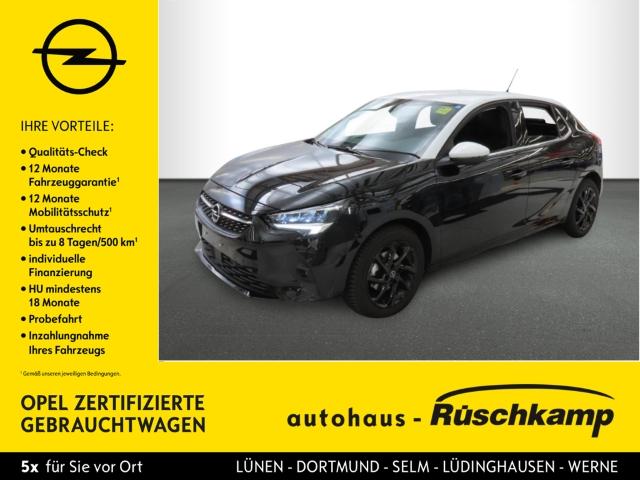 Opel Corsa F Elegance 1.2 Allwetter Park&Go Klimaauto., Jahr 2020, Benzin