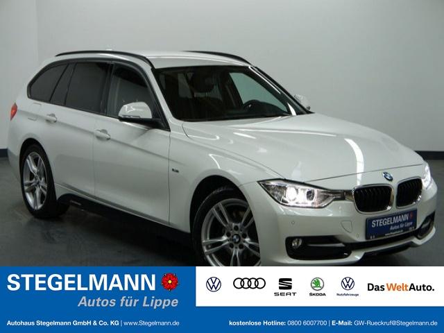BMW 3er - 316 d Touring Navi Xenon PDC Bluetooth Klima, Jahr 2015, diesel