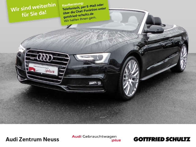 Audi A5 Cabrio 3.0 TDI quattro S line, Jahr 2015, Diesel