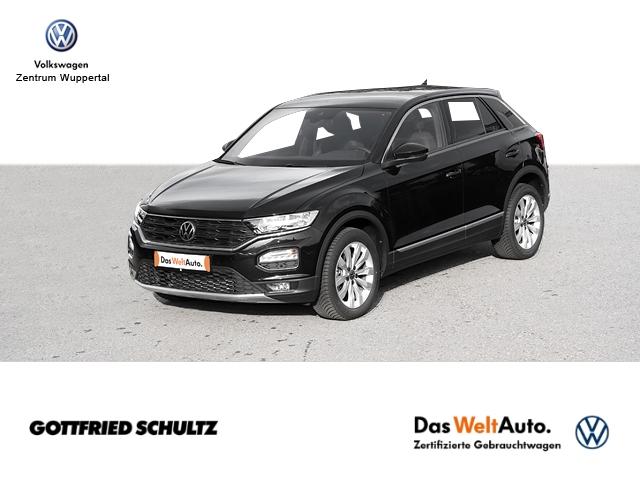 Volkswagen T-Roc 1 5 TSI Sport APPCONN VC SHZ PDC LM ZV, Jahr 2021, Benzin