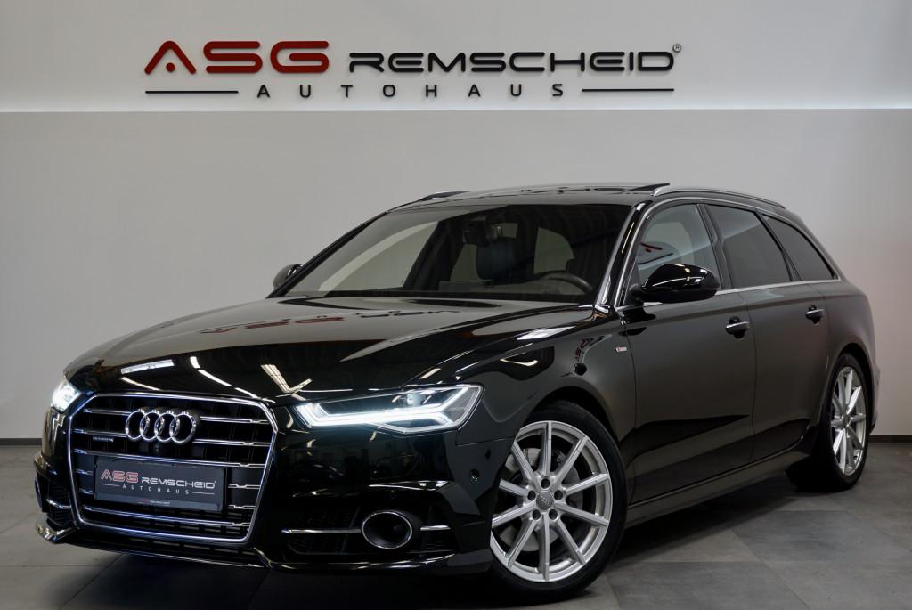 Audi A6 3.0 TDI q. S-Tr. 2x S Line *ACC *Pano *Luft*, Jahr 2018, Diesel