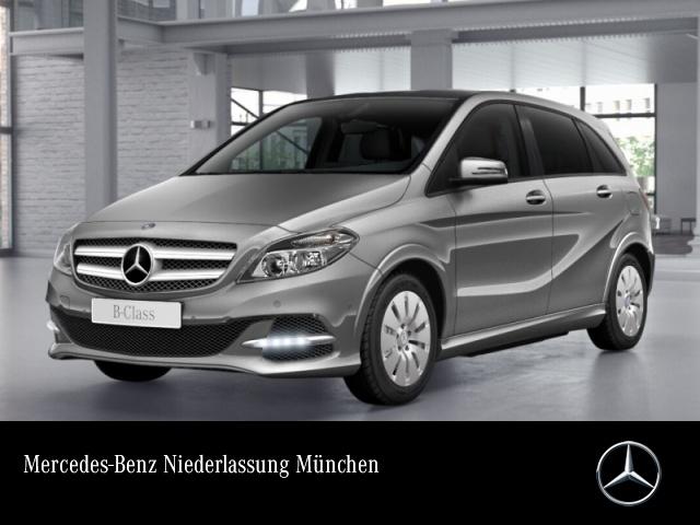 Mercedes-Benz B 250 e Rekup. Bremsyst. Kamera Navi Klimaautom, Jahr 2016, electric
