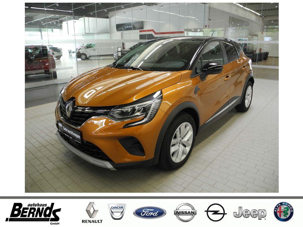 Renault Captur TCe130 GPF EDC (Autom) EXPERIENCE NAV LED, Jahr 2020, Benzin