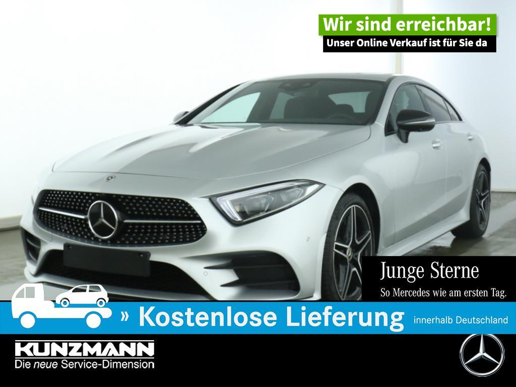 Mercedes-Benz CLS 300 d Coupé AMG Night Comand LED 360°, Jahr 2020, Diesel