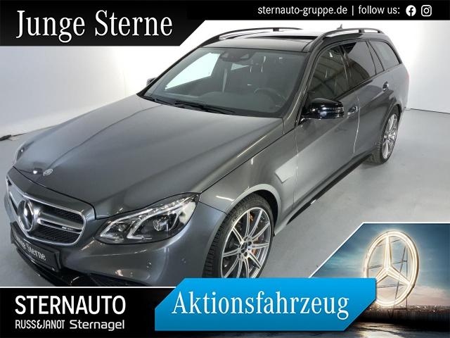Mercedes-Benz E 63 T S 1.000 EUR SOFORTBONUS BEI KAUF BIS15.4., Jahr 2017, Benzin