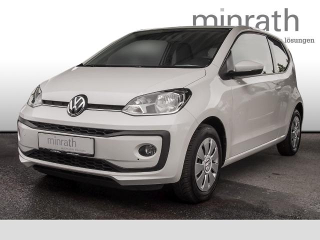Volkswagen up! move EcoFuel 1.0 LED RDC Klima SHZ AUX USB ESP, Jahr 2017, Hybrid