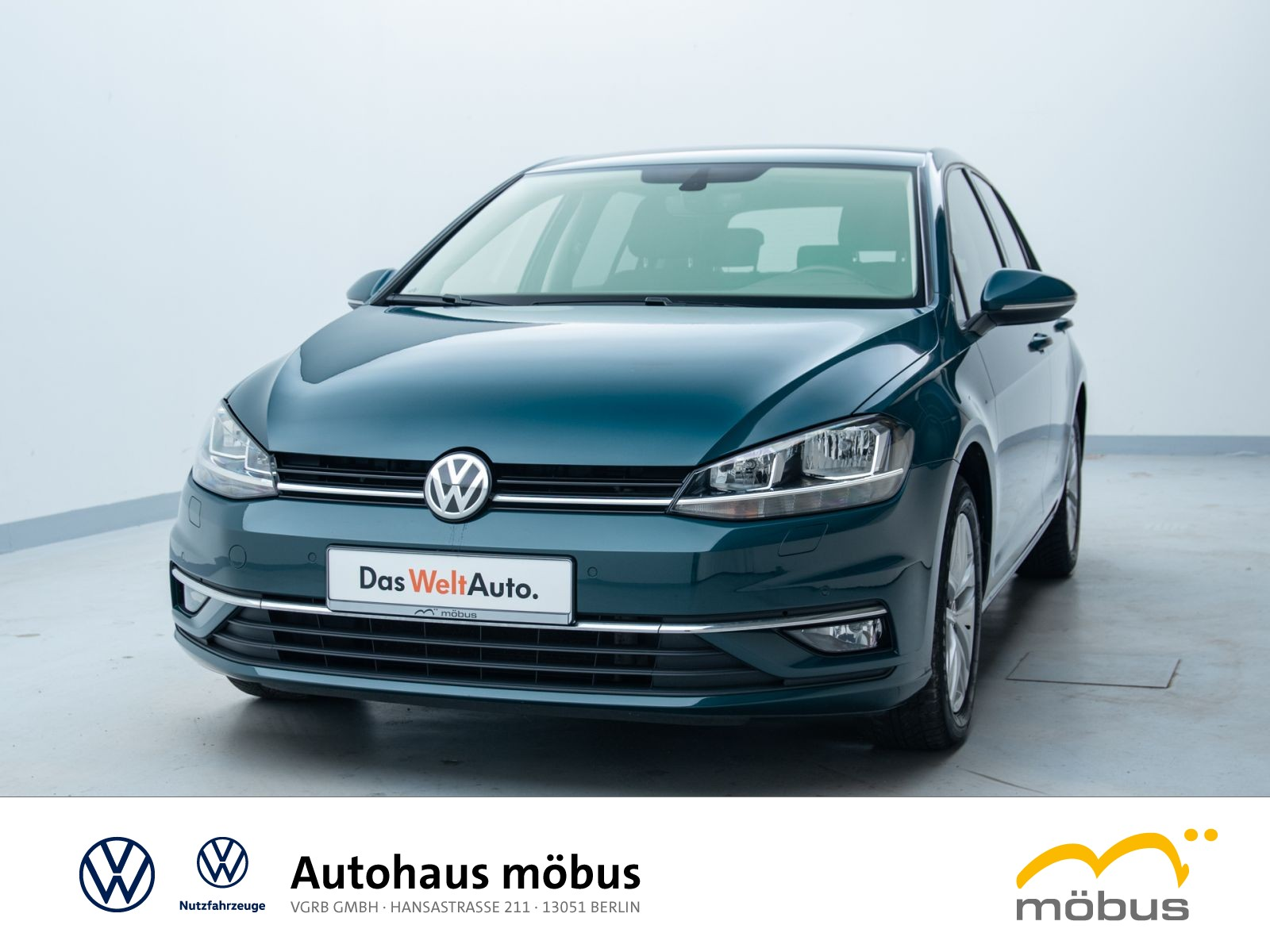 Volkswagen Golf VII 1.4 TSI DSG**COMFORTL*ACC*RFK*APP*USB**, Jahr 2017, Benzin