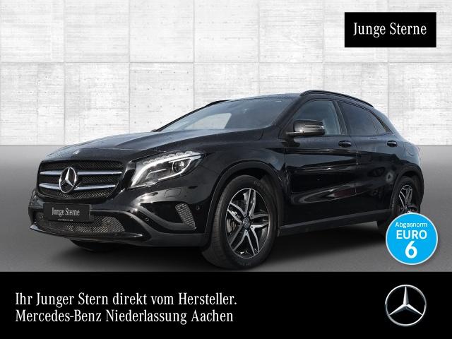 Mercedes-Benz GLA 250 Urban Pano Night Xenon PTS Easy-Pack Sitzh, Jahr 2016, Benzin