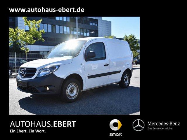 Mercedes-Benz Citan 109 CDI Kasten Hecktür Klima Radio EU6, Jahr 2017, Diesel