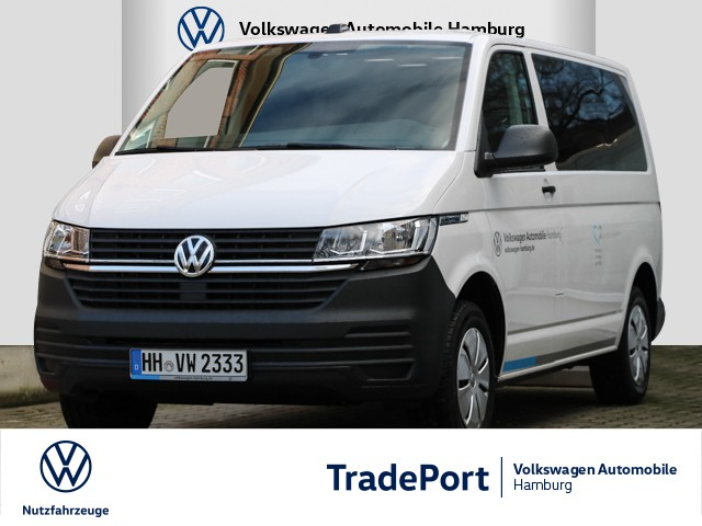 Volkswagen T5 Caravelle 6.1 2,0 TDI BlueMotion Technology Trendline/RÜKA/GRA/LICHT&SICHT, Jahr 2020, Diesel
